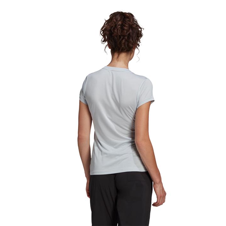 Adidas Terrex Tivid Dames T-Shirt Halo Blue - Monkshop