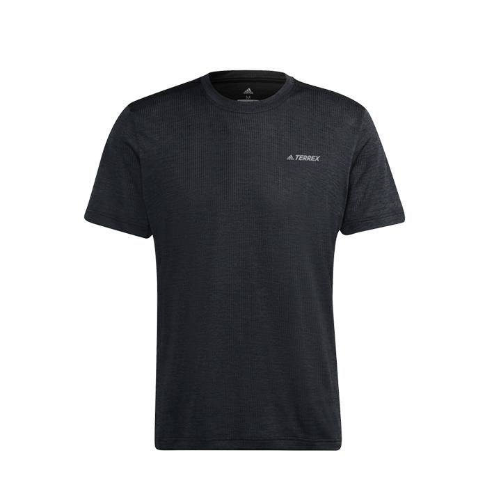 Adidas Terrex Tivid Heren T-Shirt Carbon - Monkshop