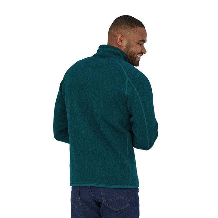 Patagonia Better Sweater Herentrui Dark Borealis Green - Monkshop